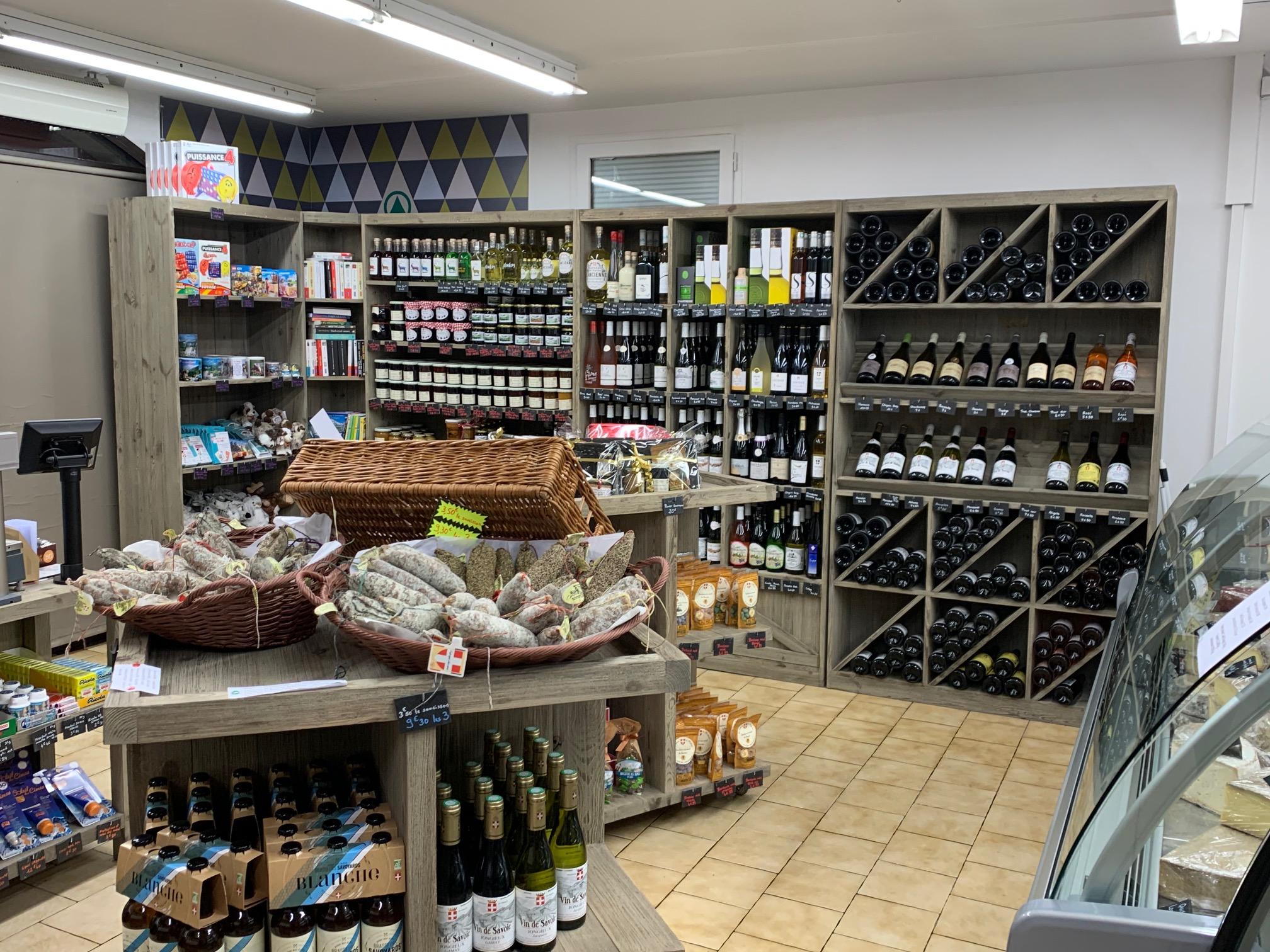 produits locaux et artisanaux de qualité Savoie spar valcenis lanslevillard