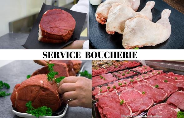 Service Boucherie - SPAR VAL CENIS