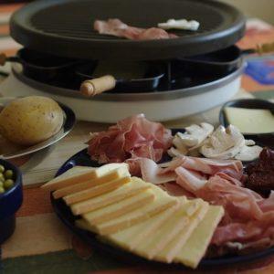 Raclette Tomme des Monts